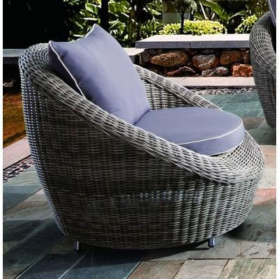 Плетеное кресло DIAMOND