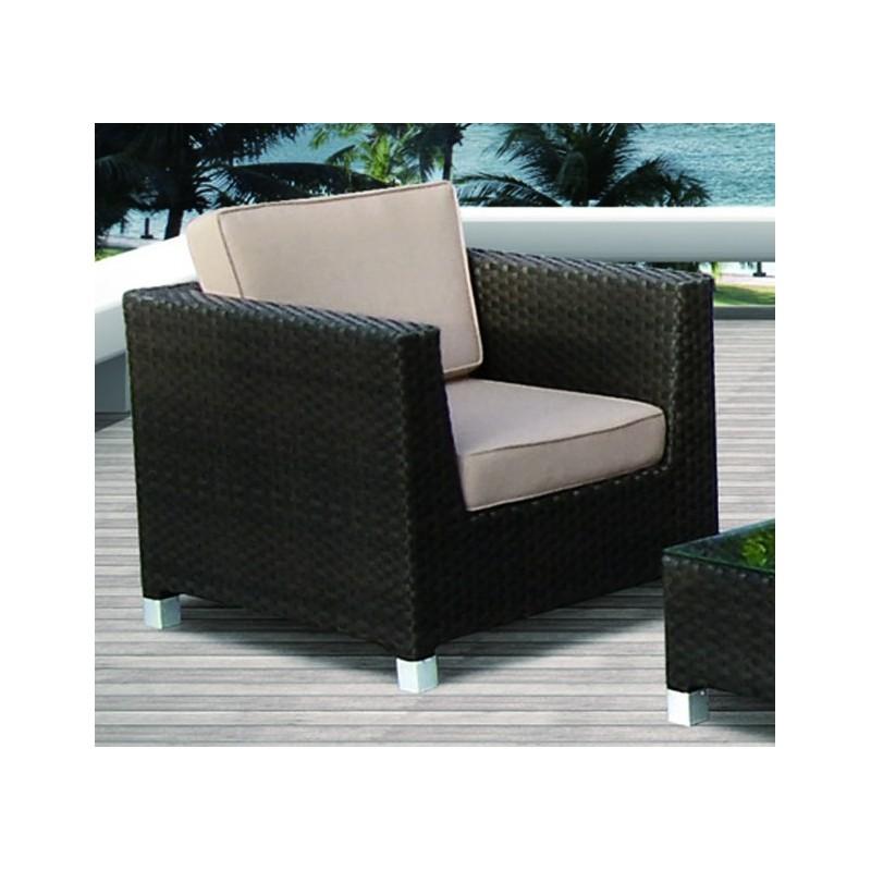 Плетеное кресло MALAGA