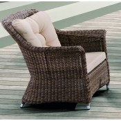 Плетеное кресло OPAL