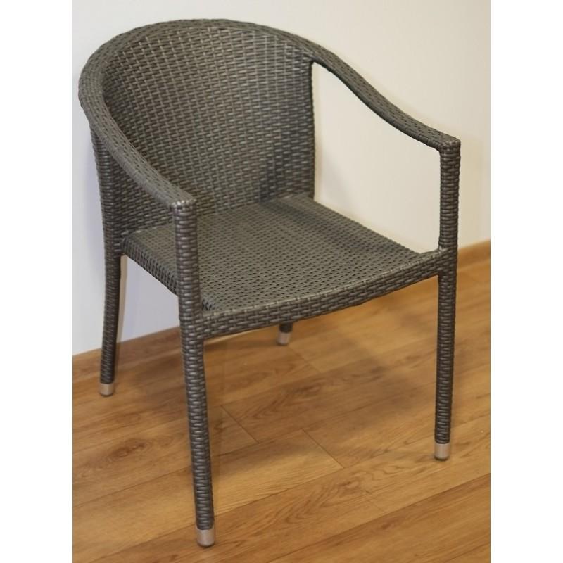 Плетеный стул KOS