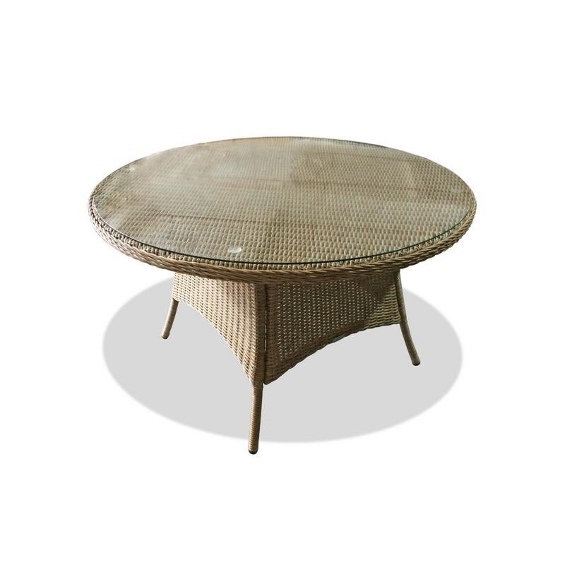 Плетеный стол OLIVIA