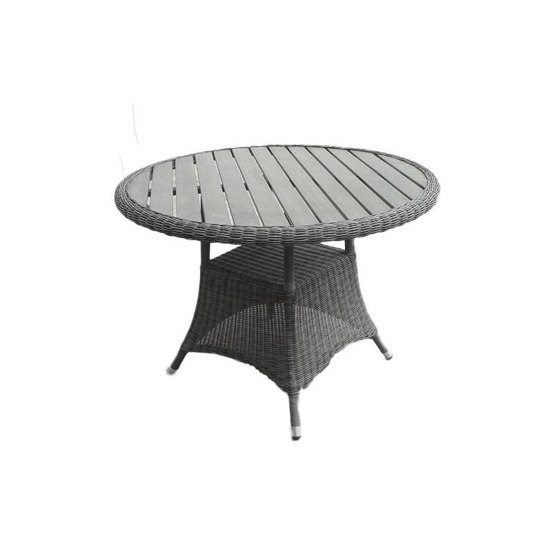 Плетеный стол PERTH