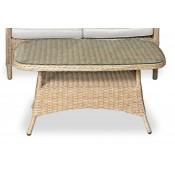 Плетеный кофейный стол OLIVIA
