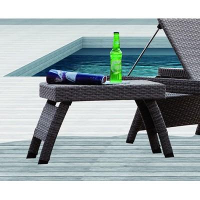 Плетеный кофейный стол SUMMER