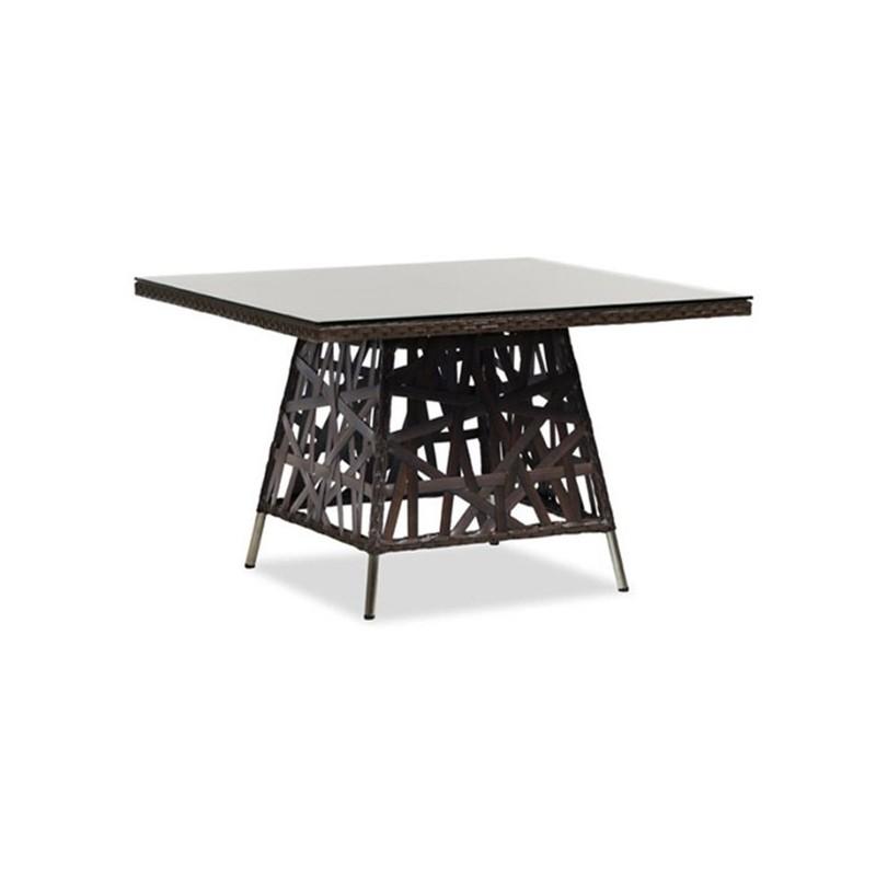 Стол со стеклом Глас (Glass)