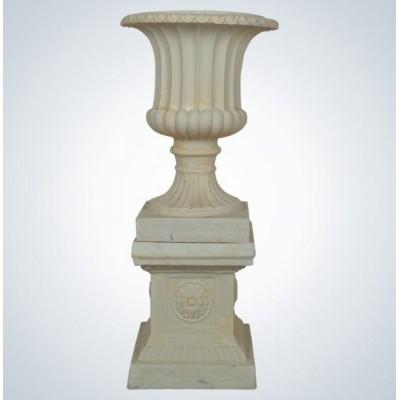 Садовая ваза 5