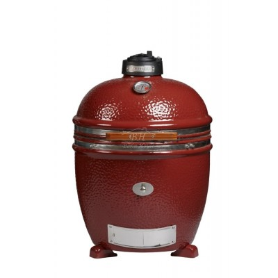 Керамический гриль Monolith Grill red (красный) LE CHEF