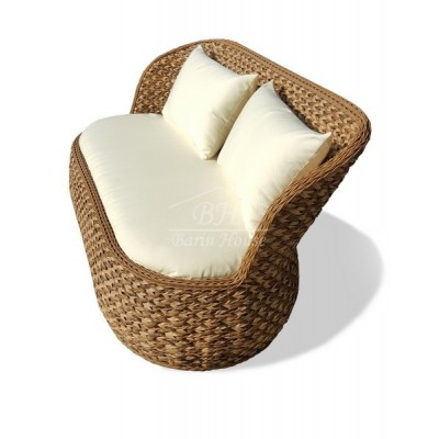 Плетеный диван ANTIBES 2-х местный
