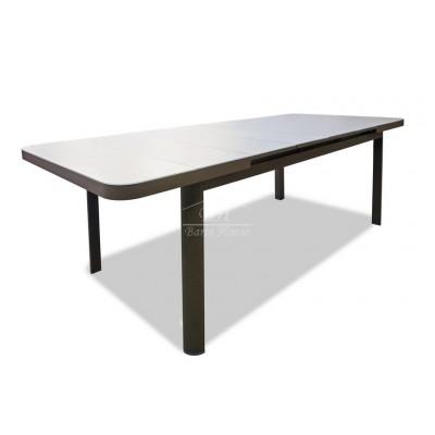 Алюминиевый стол SUNSTONE раздвижной 180/240 см