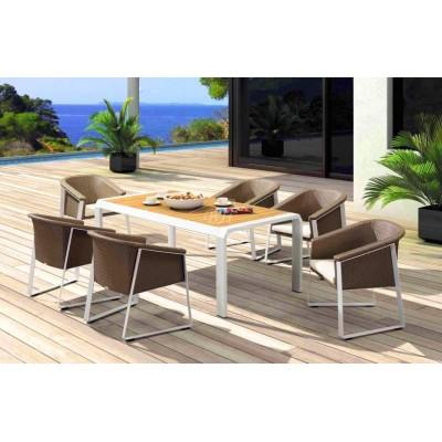 TESNO обеденная группа Комплект мебели из ротанга