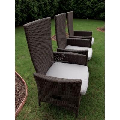 LAVRAS Раскладное кресло-стул из ротанга