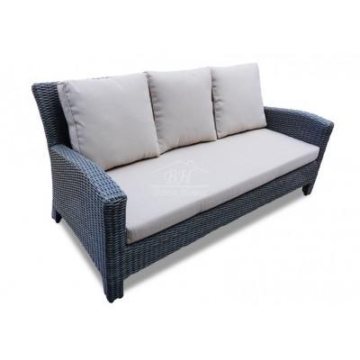 Плетеный диван GRACE 3-х местный