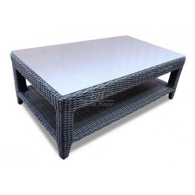Плетеный кофейный стол GRACE