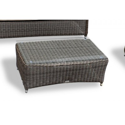 Плетеный кофейный стол OPAL